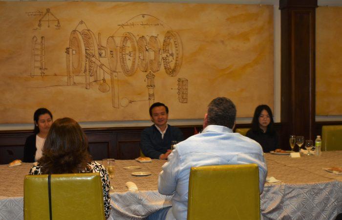 El homenaje de Miguel Mejía a su personal del Ministerio para Políticas de Integración Regional